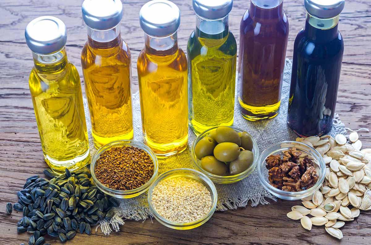 معرفی انواع روغنهای مایع گیاهی و خوراکی