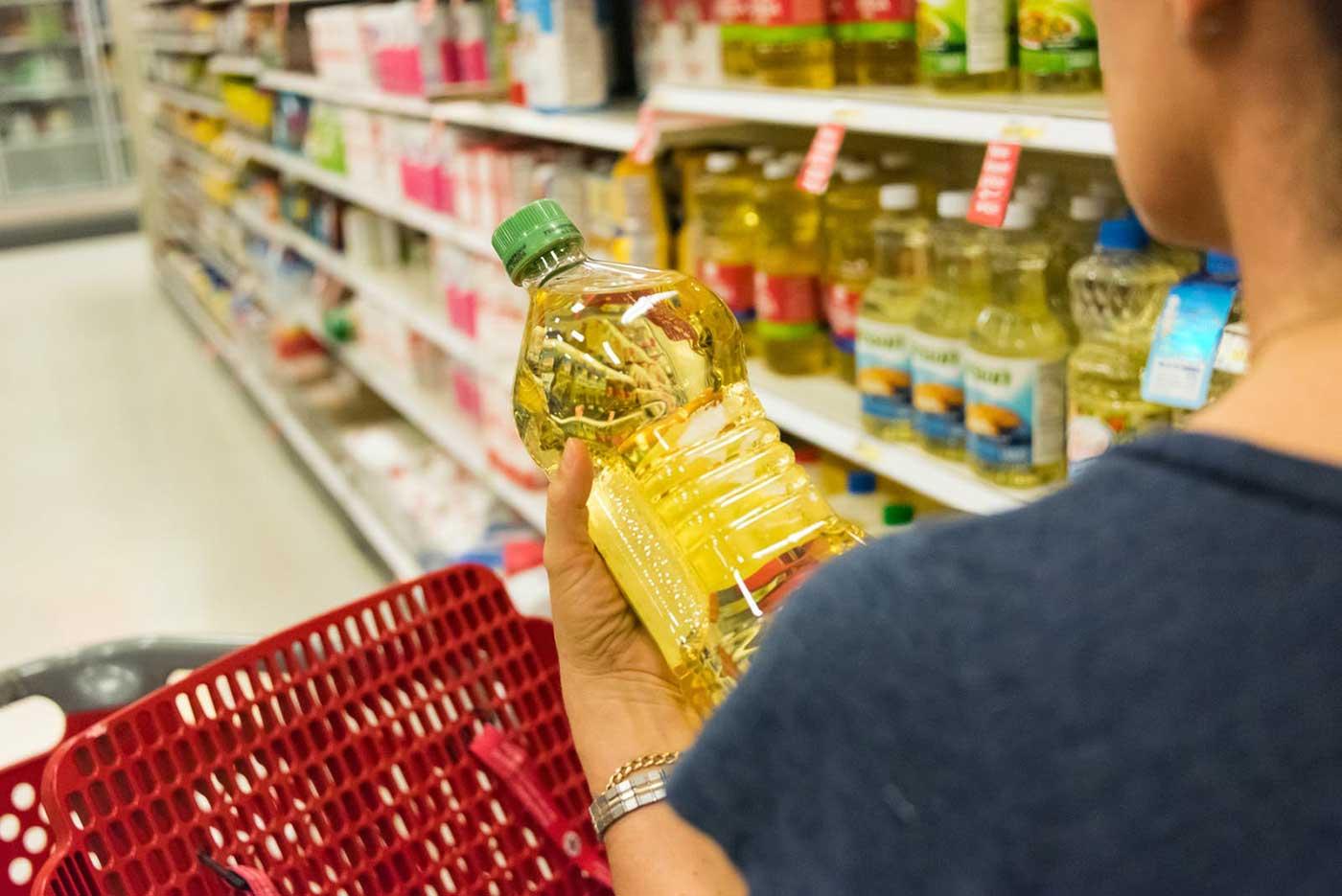 قیمت انواع روغنهای خوراکی در بازار